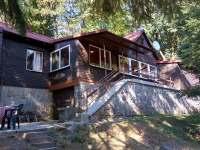 ubytování Kramolna na chatě