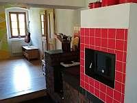 Kuchyň - chalupa k pronájmu Červená Voda - Dolní Orlice