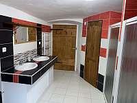 Koupelna - Červená Voda
