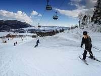 Skipark ČERVENÁ VODA -