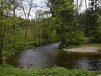 pohled na řeku