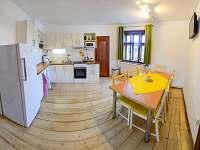 Kuchyně - apartmán v přízemí