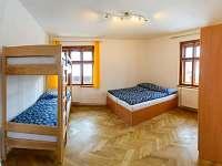 Ložnice 2 - apartmán v přízemí