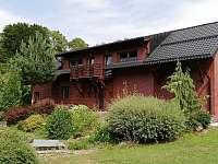 Dolní Houžovec léto 2018 ubytování