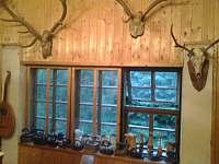 Atelier patro - chalupa k pronájmu Říčky v Orlických horách