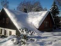 Chalupa k pronajmutí - zimní dovolená Říčky v Orlických horách