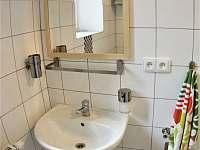 Koupelna č.1 - chalupa k pronájmu Sedloňov