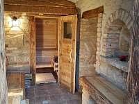 sauna - Čenkovice