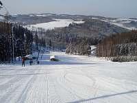sjezdovka - Sedloňov