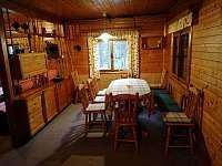 jídelna - chata k pronajmutí Vamberk - Peklo nad Zdobnicí