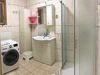 Koupelna v přízemí - Heroltice u Štítů