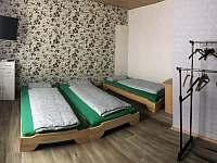 Pokoj 1 v přízemí - Heroltice u Štítů