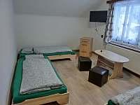 Pokoj 1 v prvním poschodí - Heroltice u Štítů