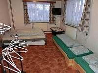 Pokoj 2 v přízemí - Heroltice u Štítů