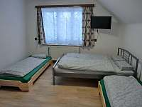 Pokoj 2 v prvním poschodí - Heroltice u Štítů