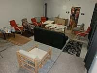 Společenská místnost - herna - Heroltice u Štítů