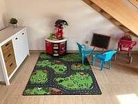 Dětský koutek - apartmán Adéla - Červená Voda - Dolní Orlice