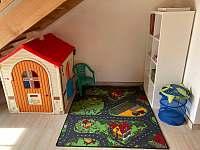 Dětský koutek - apartmán Lukáš - Červená Voda - Dolní Orlice