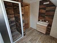 Koupelna - Apartmán Adéla - Červená Voda - Dolní Orlice