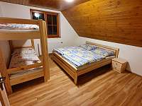 Pokoj 1 - apartmán Lukáš - Červená Voda - Dolní Orlice