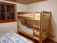 Pokoj 2 - apartmán Lukáš - k pronájmu Červená Voda - Dolní Orlice