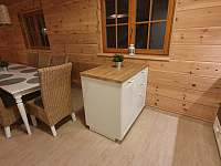 Apartmán Adéla - kuchyň - Červená voda