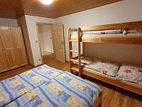 Apartmán Lukáš - pokoj 2 - k pronájmu Červená voda