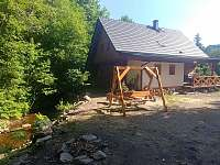 Roubenka u potoka - roubenka k pronajmutí - 4 Bartošovice v Orlických horách