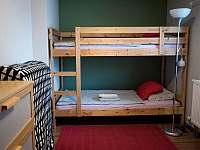 Chata Anička - 2.ložnice s palandou a pristýlkou - Přívrat