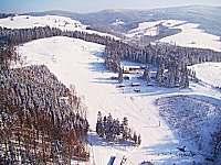 Skiareál Hartman Olešnice v Orlických horách