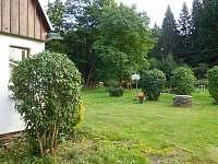 zahrada - Olešnice v Orlických horách