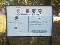 Půjčovna kol (400m) - Solnice
