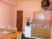 Apartmán v přízemí-kuchyň