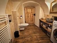 Koupelna - přízemí - Zdobnice v Orlických horách