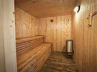 Sauna - Zdobnice v Orlických horách
