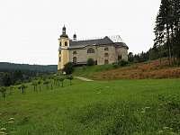 kostel v Neratově - Orlické Záhoří
