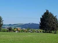 letní výhled - Dolní Boříkovice