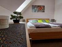 Apartmán Harmonie - ložnice 1 - Říčky v Orlických horách