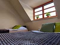 Apartmán Harmonie - ložnice 2 - Říčky v Orlických horách