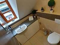 Apartmán Harmonie - WC - Říčky v Orlických horách
