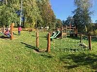 Dětské hřiště - Říčky v Orlických horách