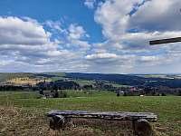 Kopce v okolí Říček - Říčky v Orlických horách