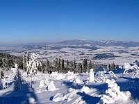 Kralický Sněžník - Šanov u Červené Vody