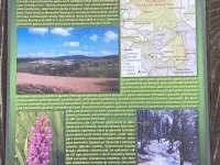 Chráněná krajinná oblast Suchý vrch - Buková hora - pronájem chaty Červená Voda - Buková Hora