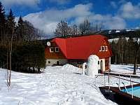 Chata Kunc - k pronajmutí Deštné v Orlických horách