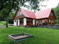 chata Kunc v Deštném v Orlických horách - k pronajmutí