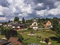 dětské hřiště - chata k pronajmutí Česká Čermná