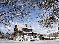 v zimě - Česká Čermná