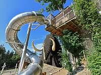 Chalupa Horní Orlice - dětský zábavní parky na DM -