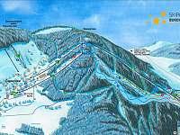 Chalupa Horní Orlice - lyže - pronájem